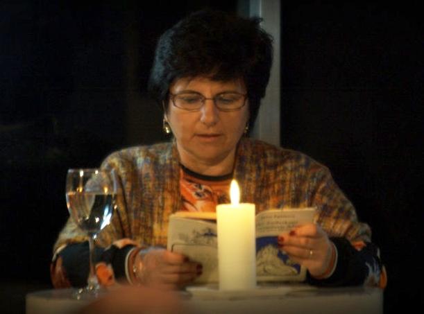 06. Dr. Gabriela Sonnenberg las sehr poetisch geschriebenes Maerchen,
