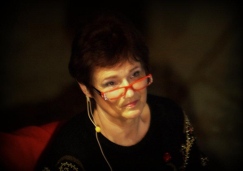 07a.  Rut Blasko zeigte Tempo und Kraft der Märchen