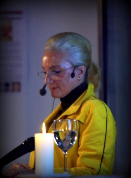 10. Natascha Michnow brachte russische Sprachatmosphaere mit