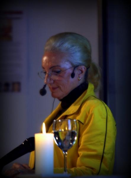 10a. VLin. Natascha Michnow brachte russische Sprachatmosphäre mit