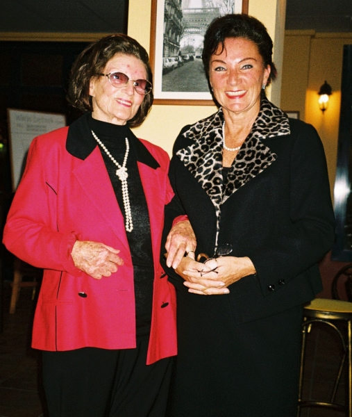 Katja und Natascha Michnow