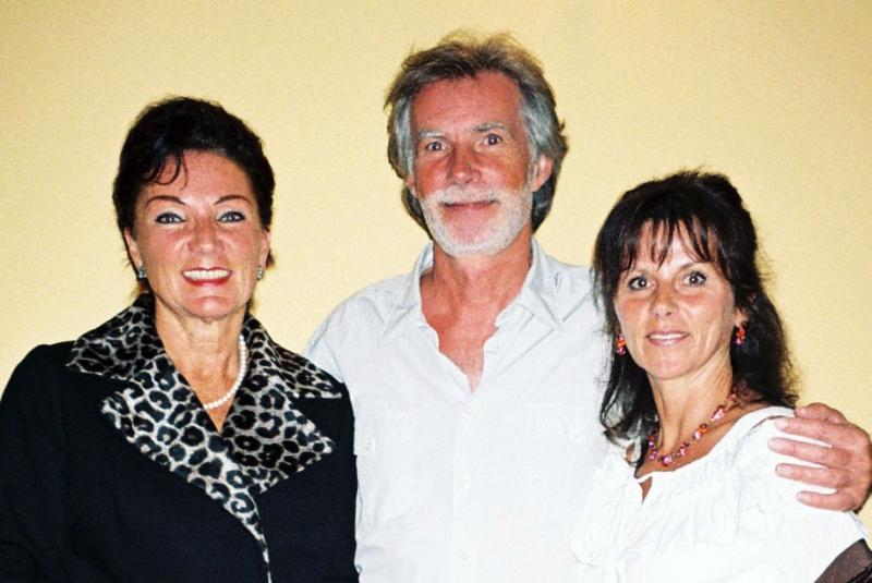 Natascha, Ralph und Bettina
