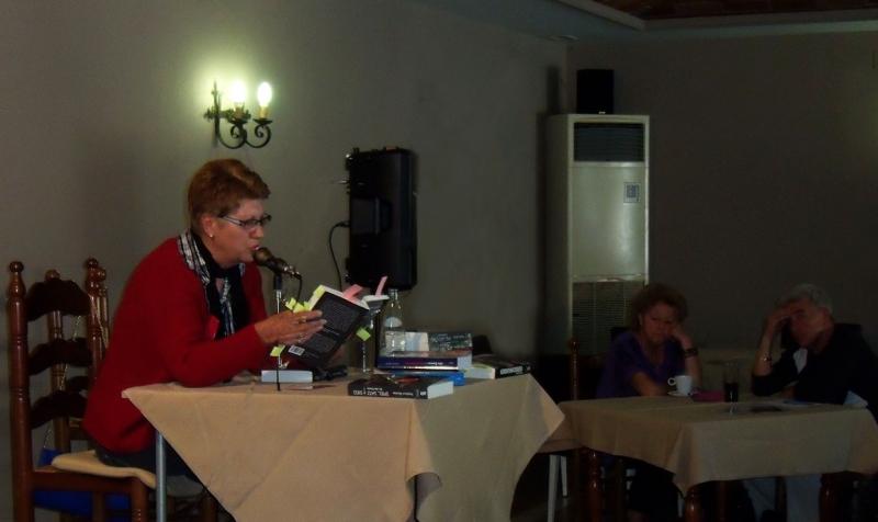Autorenlesung Heidrun Buecker,jpg