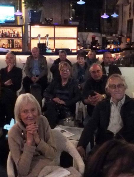 04. Unser Publikum  im schönen Cafe del Mar in Moraira
