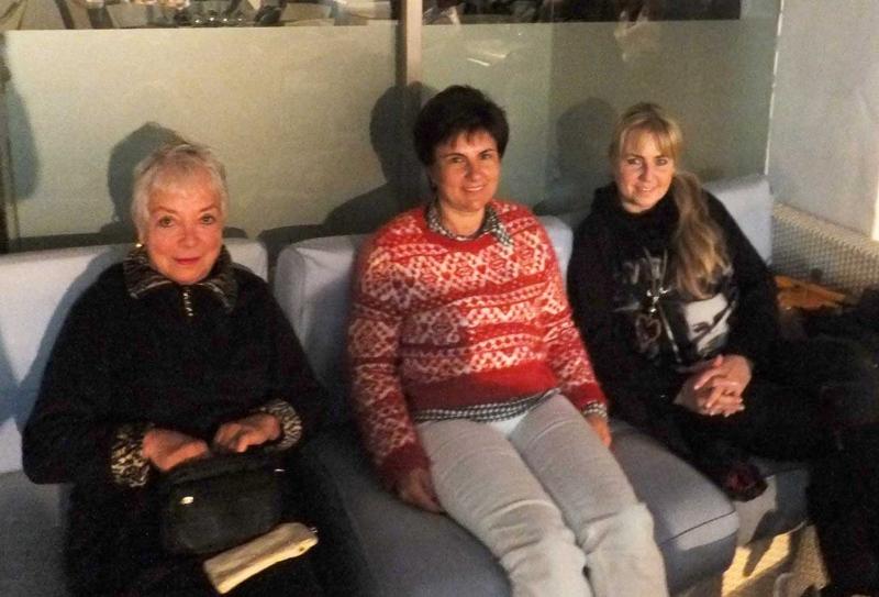 08. Drei Autorinnen, die man nächstens bei uns erleben wird