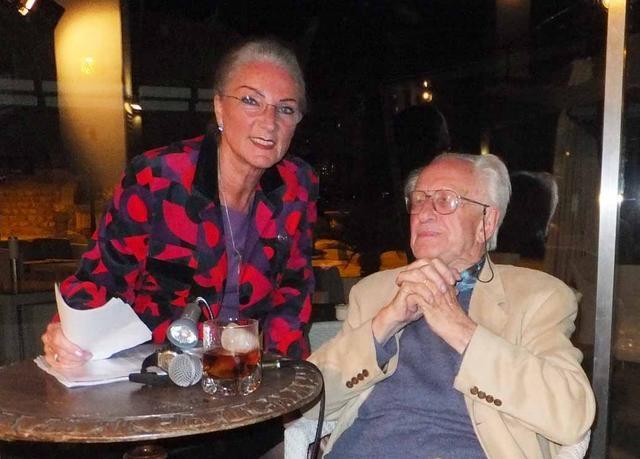 10_ Prof_ Johan Galtung und Natascha L_ Michnow