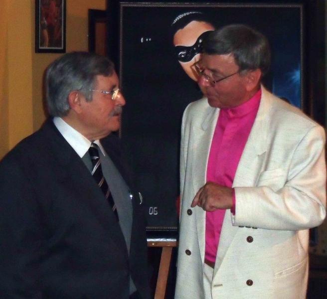 14a.Hansjörg Michels und Rolf Möbius