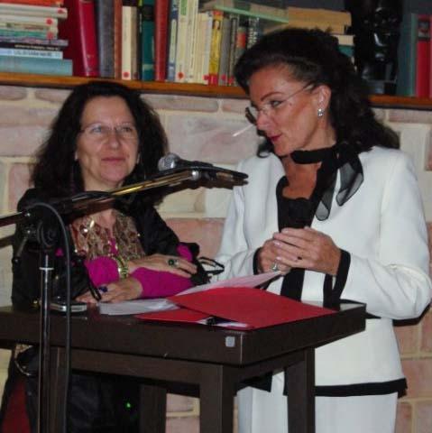 7. von Schuenke, Myreia u. Natascha lesen Sonette von Neruda