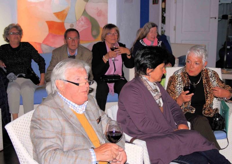 04. Das Publikum begeistert auch vom Cafe del Mar in Moraira