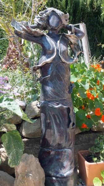 Skulptur von Verena Eichenberger