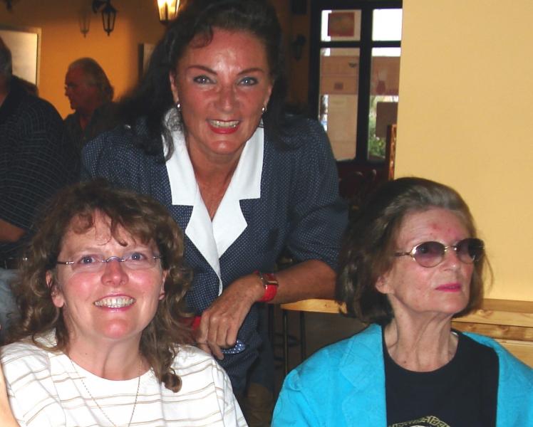 Margitta, Mama, Natascha