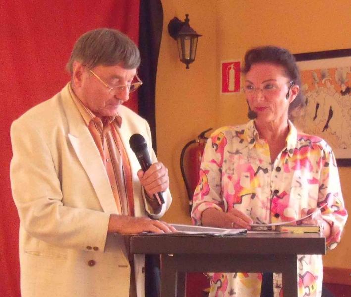 7. Ralf Moebius mit Natascha