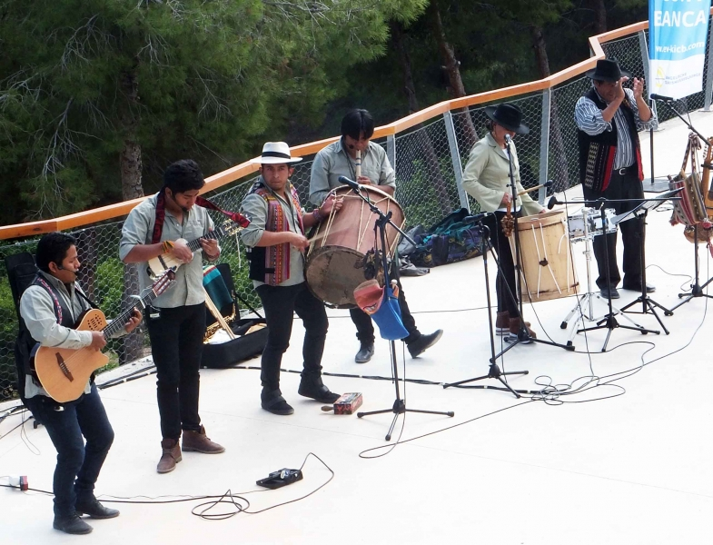 Bolivianische Band