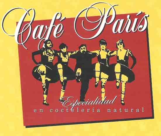 Cafe Paris 1A