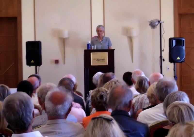 4. Vortrag Prof. Dr. Gabriele Krone-Schmalz am 10. Juni 2012