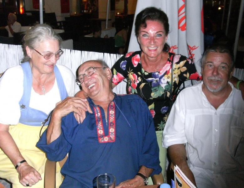 meine Stars Regula, Manuel und Sepp