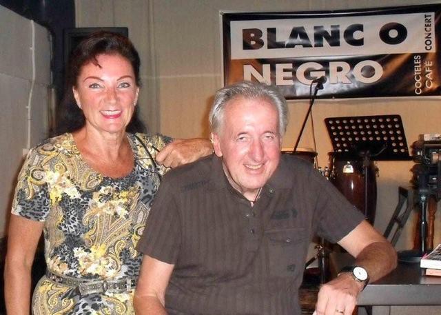 Karl-Heinz Brass und Natascha