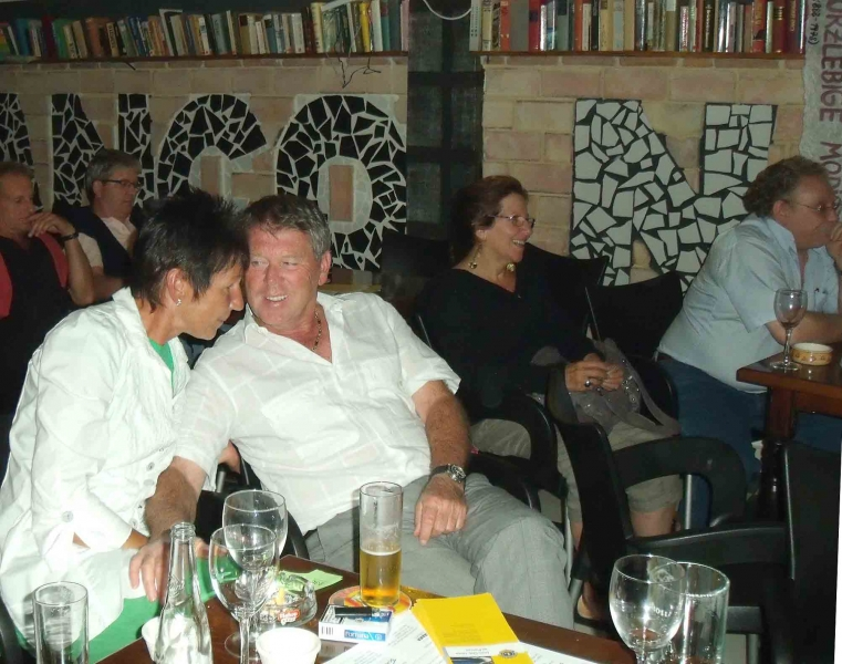 07. Barbara und Werner Gersting sah man im Publikum.