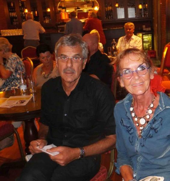 03. Dr. Walter Zogg und Ulrike Scholz