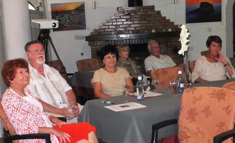 07. im Restaurant La Bresca