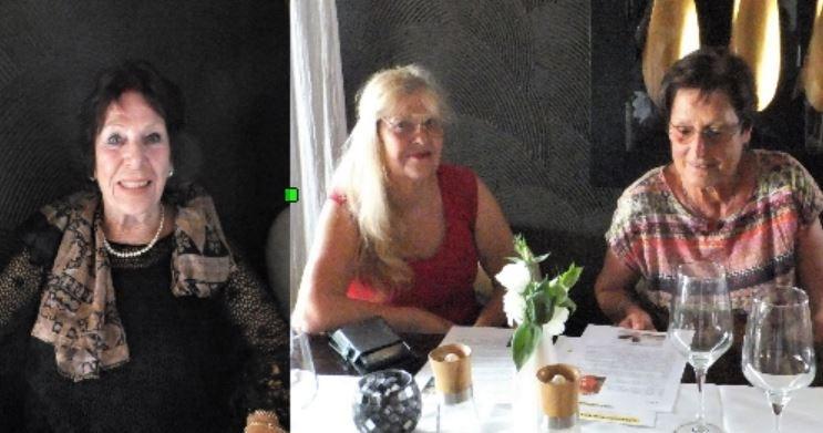 12. Drei Kulturfreundinnen. JPG