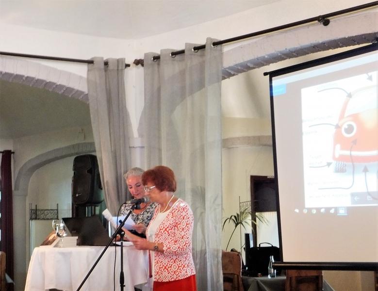 Ute Lehner liest erlebte Geschichten
