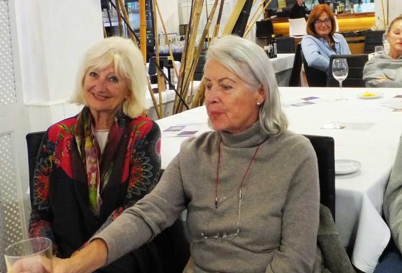 08. Autorin Gudrun John besuchte uns mit einer Freundin