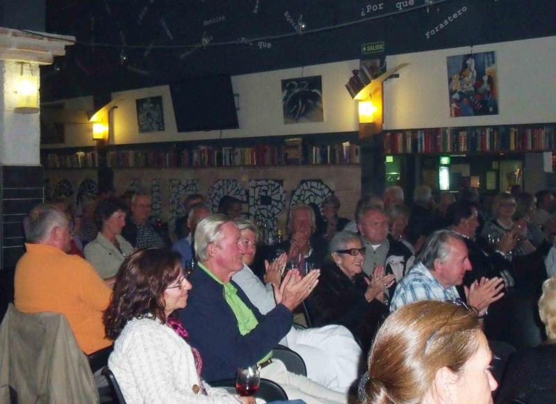 5. Publikums Applaus