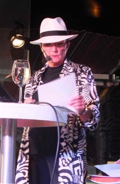 12. Natascha L. Michnow liest die Zuhaelterballade