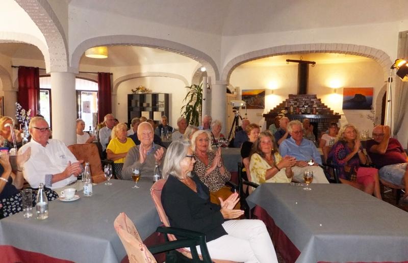 im Restaurant La Bresca in Els Poblets 25.10.