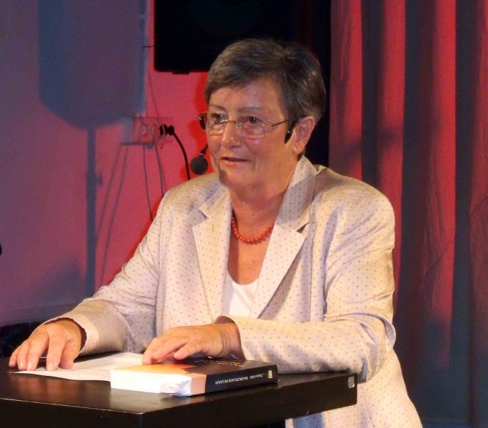 4. Die Autorin Dagmar Kühl