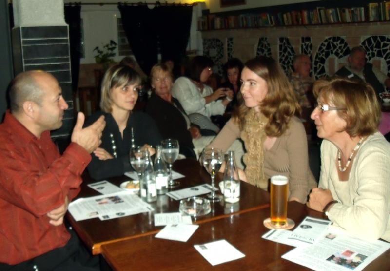 8. Literaturbegeisterte Gäste
