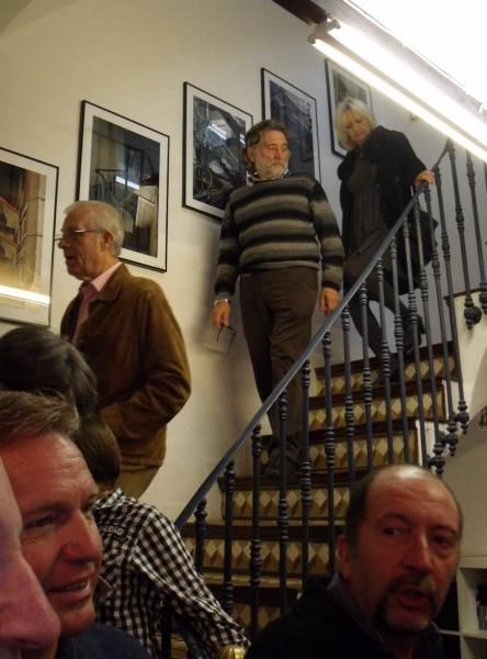 10. Der Treppenaufgang