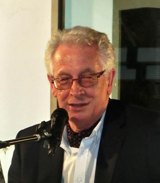 06. Autor Prof. Dr. Klaus Wiemer sprach mit Schwung und Charm