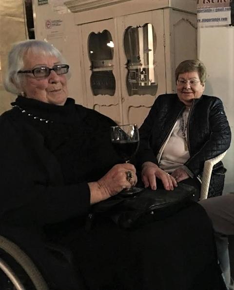 02. Edith Kühn und Isabel