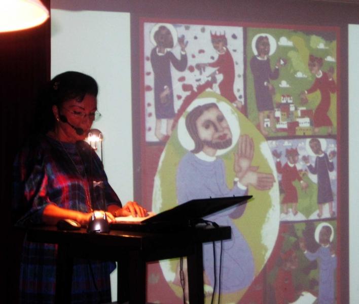 3. Außergewoehnlicher Vortrag ueber Egino Weinert mit 96 Bilder und Fotos
