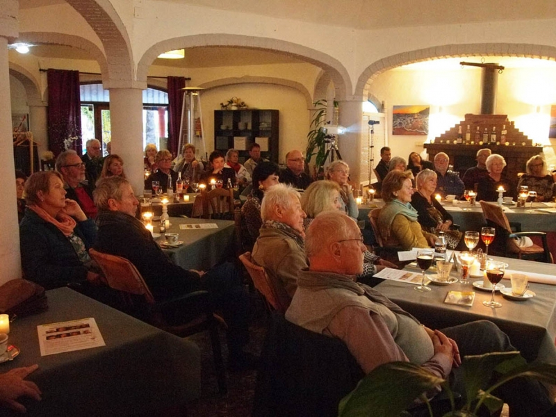 Publikum im La Bresca