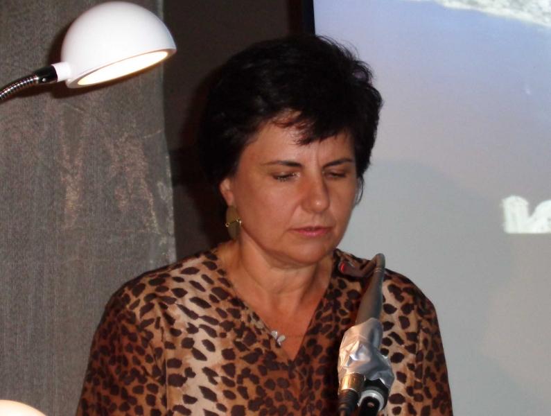 05. Autorin & Auslandskorrespondentin Dr. G. C. Sonnenberg
