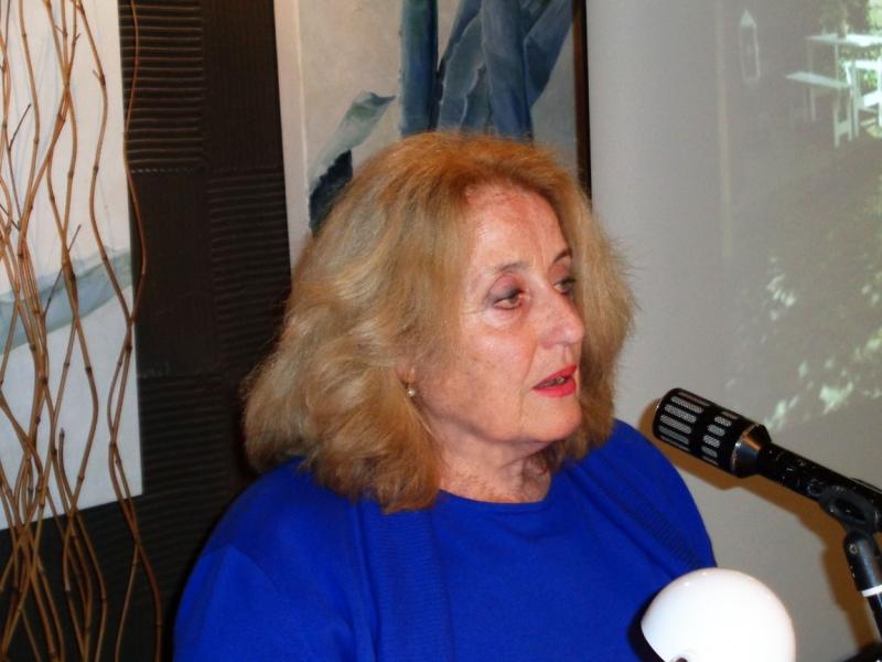 08. Autorin und Filmemacherin Luitgard Maria Matuschka