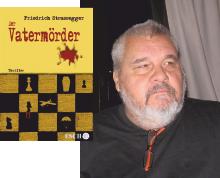 """Friedrich Strassegger liest aus """"Vatermörder"""""""