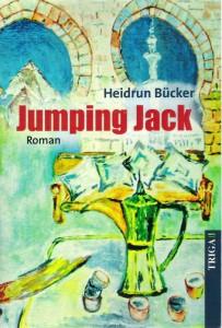 """Buchcover Heidrun Bücker """"Jumping Jack"""""""