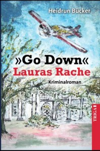 "Buchcover Heidrun Bücker ""Go Down"""