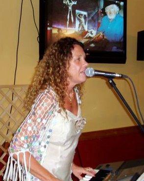 Sängerin Chiana