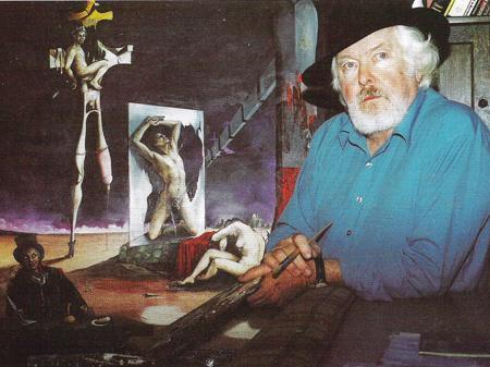 Der Maler August Wilhelm Tauer