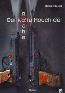 """Buchcover """"Der kalte Hauch der Rache"""""""