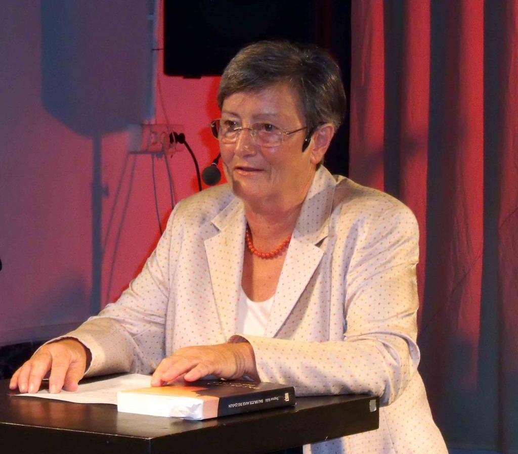 Die Autorin Dagmar Kühl