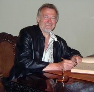 Germain Droogenbroodt signiert