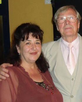 Nino Machabeli und Eberhard Schollmeier