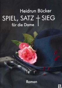 """Buchcover """"Spiel, Satz, Sieg für die Dame"""""""