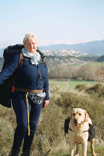 Maria Mohrwind und Juan